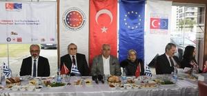 'Şehir Eşleştirme Hibe Programı' Erdemli Belediyesi, Avrupa Birliği'nin programı kapsamında, Yunanistan'ın Parga Belediyesi ile iş birliği yapacak