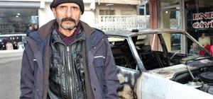 Elazığ'da baba-oğlun araçları kundaklandı