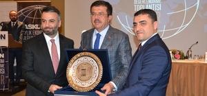 """ASKON Genel Başkanı Aydın: """"2019 yılını enflasyonla mücadele yılı ilan ettik"""""""