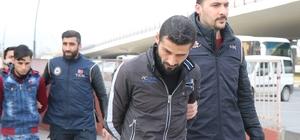 Kayseri'deki terör operasyonu
