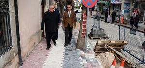 Dinar'a üç boyutlu yeni parke