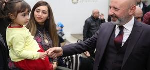 """Başkan Çolakbayrakdar: """"Sevgililer Gününde 25 çiftin nikahına ev sahipliği yaptık"""""""