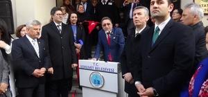 """CHP'den tekrar aday gösterilmeyen Başkan Saka """"Evet sevgili avantacılar, Edremit'te bundan sonra sizlere avanta yok."""" Atatürk Kültür Evi ve Ata Kavşağı düzenlemesi törenlerle hizmete açıldı"""