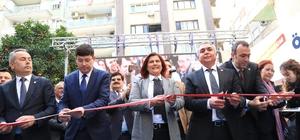 Başkan Çerçioğlu, Nazilli'de seçim bürosu açılışına katıldı