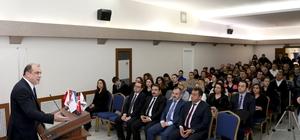 ESO üyelerine devlet destek ve teşvikleri anlatıldı Eskişehir Sanayi Odası Başkanı Kesikbaş; 'Çalışıyor üretiyor yatırıma harcıyoruz'