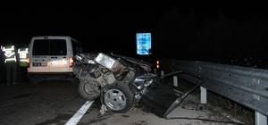 1 kişinin öldüğü kazada sürücüye 1 yıl 8 ay hapis cezası