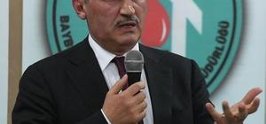 """Bakan Turhan: """"Cumhur İttifakı eğer yüzde 60'ın üzerinde oy alırsa, bizim için tuzak kuranlar bir daha düşünecek"""""""