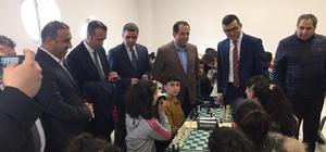Diyarbakır'da satranç müsabakaları devam ediyor