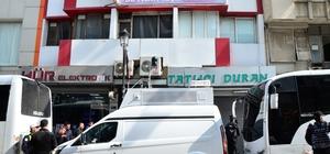 Adana'da HDP'lilerin yürüyüşüne izin verilmedi