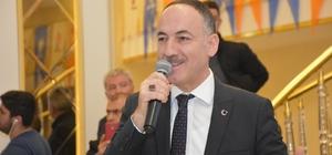 Saygılı, Kırıkkale'yi geleceği taşıyacak projeleri tanıttı