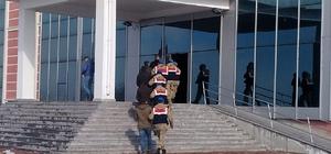 Van merkezli 8 ilde terör operasyonu; 10 şüpheli tutuklandı