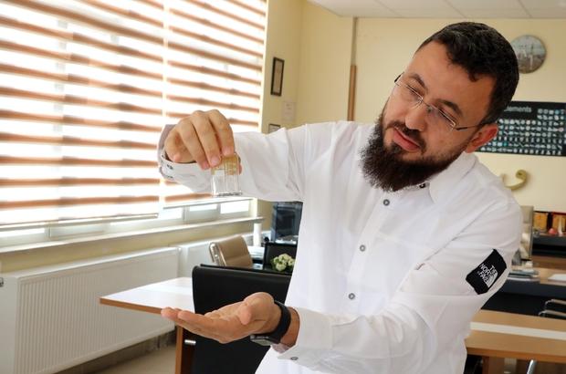 Sulamada dünya çapında keşif Dünyada bir İlk, sulama sorununa 'samanlı' çözüm