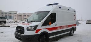 Bayburt Üniversitesi, sağlık eğitimini tam donanımlı ambulansla güçlendirdi