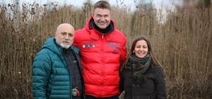 Kayserispor'da sürpriz ziyaretçi