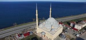 Yığma taştan yapıldı, Osmanlı'nın son 200 yılında bile yok Giresun'un Bulancak ilçesinde inşa edilen Sarayburnu Camii mimari ile görenleri kendisine hayran bırakıyor