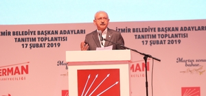 """Kılıçdaroğlu: """"Tarımda büyümeyi nasıl yapmak istiyorsanız Kocaoğlu'ndan ders alacaksınız"""" """"Bizi eleştiriyorlar, 'İttifak yaptınız' diye. Sandıkta bütün seçmenlerle ittifak yapıyoruz"""""""
