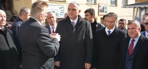 """Bakan Ersoy: """"Turizm hedeflerini büyüttük"""""""