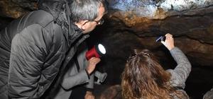 Bizans döneminden kalan Sulu Mağara, turizme kazandırılıyor