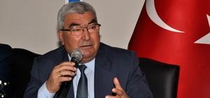 """Başkan Saraç'tan '40 günlük hoşgörü ve anlayış' çağrısı """"1 Nisan'da yöneticiler değişse bile komşularınız, dost ve akrabalarınız değişmeyecek"""""""
