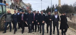 MHP Hatay Milletvekili Kaşıkçı Aydıntepe'de
