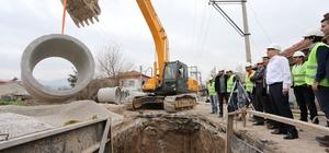 Büyükşehir DESKİ'den 100 milyon TL'lik dev yatırım