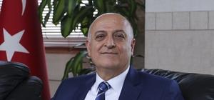 """Kızıltan: """"Yerel yönetimler birlikte yönetmek kavramına sadık kalmalıdırlar"""" MTSO Başkanı Ayhan Kızıltan, yerel yönetimlerin bir kentin bütüncül gelişmesinde neye öncelik vereceğine iyi karar vermesi gerektiğini belirtti"""