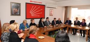 Başkan Avcı'dan rakibi Balıbek'e ziyaret AK Partili Avcı'dan CHP'ye ziyaret