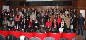 Trakya Kent Konseyleri Birliği Çorlu'da toplandı