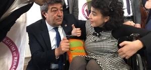 """İyi Parti Milletvekili ve Millet İttifakı Kayseri Büyükşehir Belediye Başkan Adayı Dursun Ataş, """"Kayseri'nin tüm mahallelerine eşit hizmet götüreceğiz"""""""