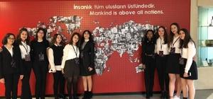 GKV Cemil Alevli Koleji Öğrencileri Koç EYP Forum 2019'da