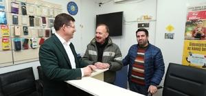 """Başkan Subaşıoğlu'na CHP'li aileden destek """"CHP'liyim ama size oy vereceğim"""""""