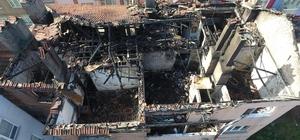 Sinop'taki ev yangını Yangının asıl mağduru Ural çifti