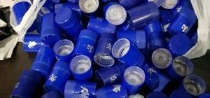 Müstakil evi kaçak alkol imalathanesine çevirdiler Denizli'de kaçak alkol operasyonu: 1 kişi tutuklandı