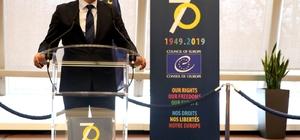 Avrupa'nın '12 Yıldız Şehri Ödülü' 5. kez Karşıyaka'nın