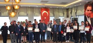 Rodostoşah Uluslararası GM ve WGM Satranç Turnuvası sona erdi