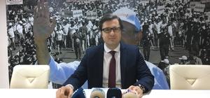 """CHP İzmir İl Başkanı Yücel: """"Suat Nezir adaylığı tereddüt oluşturdu"""""""