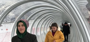 AFAD'tan işitme engellilere yönelik kış gezisi