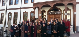Kadınlar Çankırı'yı geziyor