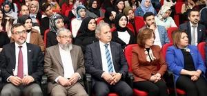 ERÜ Eğitim Fakültesi'nde 'Ruh Sağlığı Yasa Tasarısı PDR Alan Sorunları' Konulu Konferans Düzenlendi
