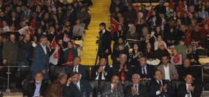 """MHP Genel Başkan Yardımcısı Yıldırım: """"Dünya haç ile hilalin mücadelesine şahitlik etmektedir"""" """"Mersin'de adam nasıl satılır İP'çiler gösterdi"""""""