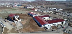 Özbelsan'ın yeni tesisleri açılıyor