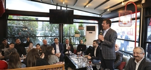 """Zeybekci: """"İzmir e-ticarete hazırlanmalı"""""""