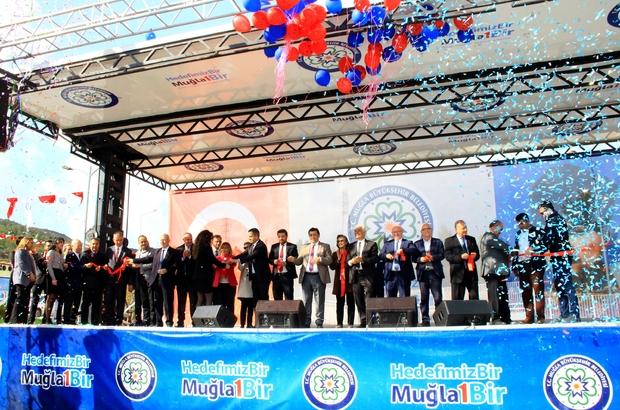 İlk güneş enerjili otogarı açıldı Muğla Büyükşehir Belediyesi tarafından 15,5 milyon TL'ye malolan ve tükettiği elektriğin yüzde 80'ini güneş panelleri ile karşılayacak Menteşe şehirlerarası otogarı açıldı.