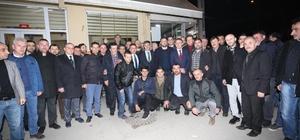 Başkan Alemdar mahalle ziyaretlerine devam ediyor
