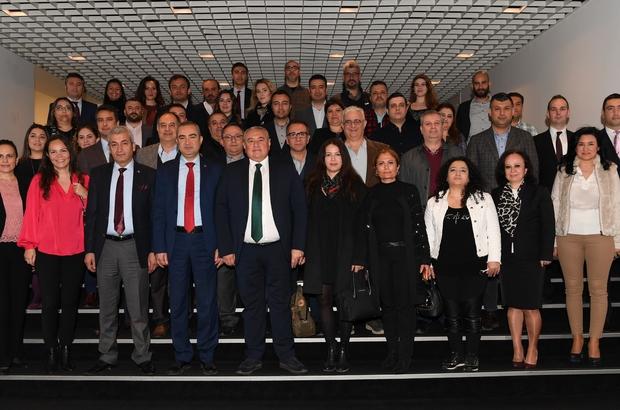 ATSO'nun hedefi ihracat Antalya Ticaret ve Sanayi Odası yapı, gıda, tarım sektörlerinden sonra, bilişim ve sağlık alanında faaliyet yürüten üyelerini de yurt dışı pazarlarına açmaya hazırlanıyor