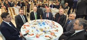 Cumhur'un ateşi Bandırma'da yandı Cumhur İttifakı adayları'ndan gece mitingi