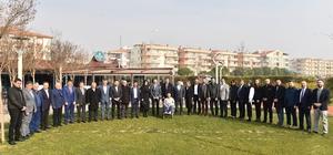 Başkan Avcı meclis adaylarıyla buluştu Altıeyül'de sosyal belediyecilik zirve yapacak