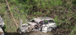 Dalaman'da trafik kazası; 1 ölü