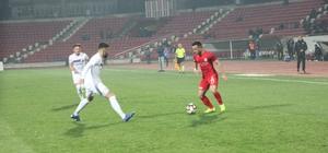 Spor Toto 1. Lig: Balıkesirspor Baltok: 2 - Afjet Afyonspor: 1