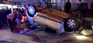 Muğla'da araç takla attı: 3 yaralı Muğla'da meydana gelen tek taraflı trafik kazasında aynı aileden üç kişi yaralandı.